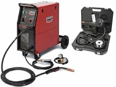 Centurylincoln K2783-1s 255 Mig Welder With Spool Gun Bonus New