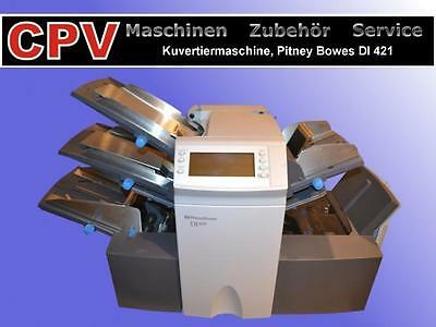 Kuvertiermaschine Pitney Bowes DI 421/ 400 (Überholt)