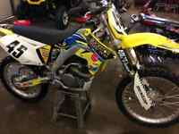 Highly modified 250 rmz