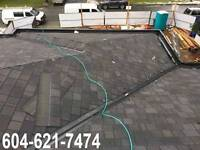 Reliable Crew for quality roofing, Asphalt shingle/Metal Roofing