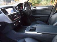 Mercedes M Class ML ML250 Bluetec Special Edition Estate 2012