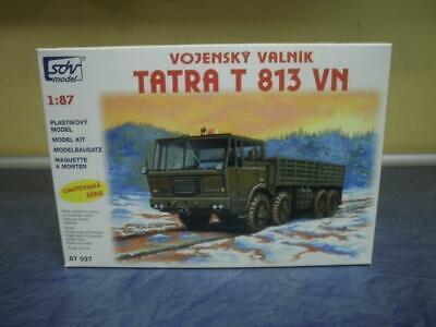 SDV LKW Bausatz Tatra T 813 8x8 Pritsche VN