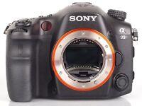 Sony a99 mk1 full frame camera for sale