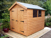 Sheds Of All Sizes Supplied And Erected