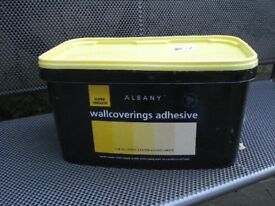 New 10 kg tub half used but would be enough for a medium room - offered FREE to collecter .