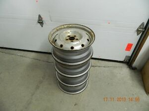 "4 RIMS 16""  ( 5 x 100 mm - Center bore 56.1 mm )"