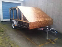 utility,quad,motorcycle trailer