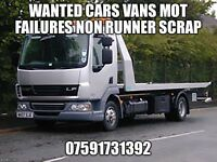 Cars vans 4x4 wanted top prices paid