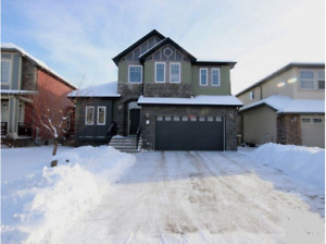Bright, spacious house for sale in Chestermere!