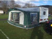 Caravan Awning (Dorema) 5.0m x 2.3m for sale