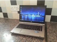 "HP 8470p 14.1"" HD LAPTOP, FAST INTEL CORE i5 2x 3.20GHz, 6GB, 640GB, WIFI, DVDRW, WEBCAM, BLUETOOTH"