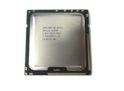 Intel Xeon Quad Core W5590 AT80602000753AA  SLBGE 3.33 GHz 8MB LGA1366 Processor for sale  Shipping to India