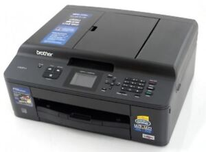 Brother MFC-J435W All-In-One Inkjet Printer