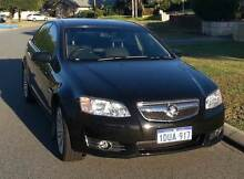 2011 Holden Commodore Equipe, Low km, leather seats, towbar Ferndale Canning Area Preview
