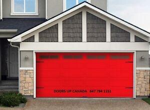 GARAGE DOOR REPAIR/ SALE/ INSTALLATION