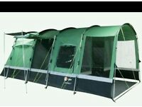 Corado 4 4 Man Tent Hi-Gear with Extras