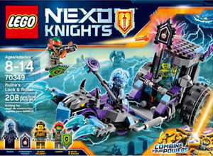 Lego 70349 - Ruina's Lock & Roller - Nexo Knights