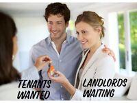 Tenants Wanted