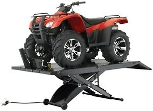 Motorcycle , Quad , Snowmobile lift