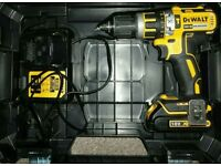 Dewalt DCD795 Battery and Charger included