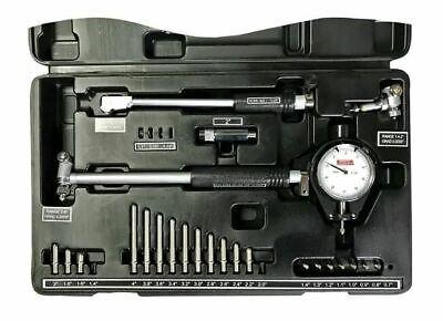 "38-55mm 3 Dial Bore Gage 1.50-2.16/"" Dorsey No Standard"