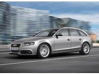 Audi a4 ESTATE 2.0 tdi 143bhp b8 *SAT NaV* swap *