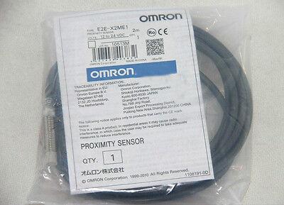 Omron Proximity Switch E2e-x2me1 12-24vdc New