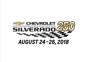 NASCAR's Camping World Truck Series Chevy 250 super wknd tickets