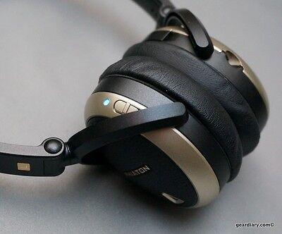 Active Noise-Canceling On-Ear Headphones