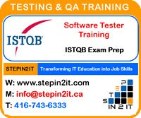 Software Testing  course/Job Assistance -Trial class 5th Jan '19