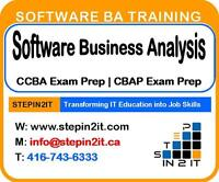 BUSINESS ANALYST TRAINING-100% JOB PLACEMENT ASSISTANCE-GTA'S #1