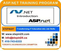 LEARN ASP.NET PROGRAMMING TODAY – NEW GRADS WELCOME