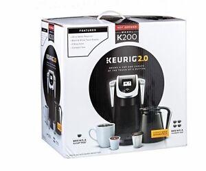 KEURIG 2.0. Brand new