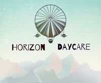 HORIZON DAYCARE ACCEPTING ONE FULLTIME