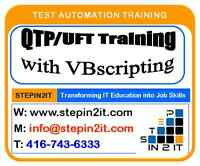 Automation Testing Training – QTP Training