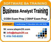 IT Business Analyst - Software Business Analyst