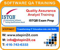 Software Testing  Training Course with Job Assistance