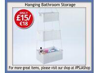 Hanging Bathroom Storage