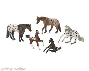 Breyer-Horse-micro-mini-Pony-Gals-Happy-Appys-1-64