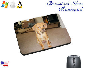 Custom Photo Mousepads - Personalize w/ Your Own Picture! NEW!!