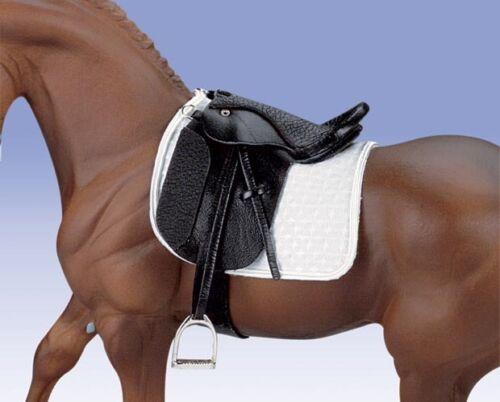 Breyer New * Stoneleigh II Dressage Saddle * 2465 Tack Traditional Model Horse
