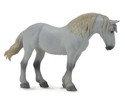 CollectA NEW * Percheron Mare * 88702 Breyer Corral Pals Model Horse