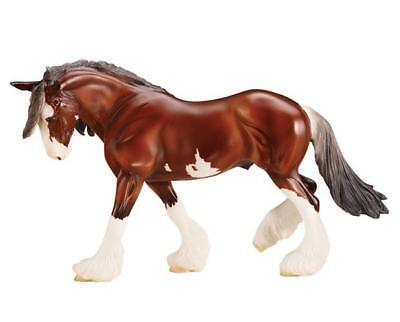 Breyer traditional horse 1716  SBH PHOENIX Clydesdale stallion horse <><