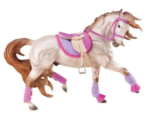 Breyer New * English Riding Set * 2050 Saddle Bridle Traditional Model Horse