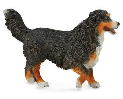 CollectA NEW * Bernese Mountain Dog * 88801 Dog Breyer Figure Toy Replica