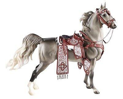 Breyer #2052 Fancy Western Parade Saddle Set Tapadero Stirrups Bridle NIB!