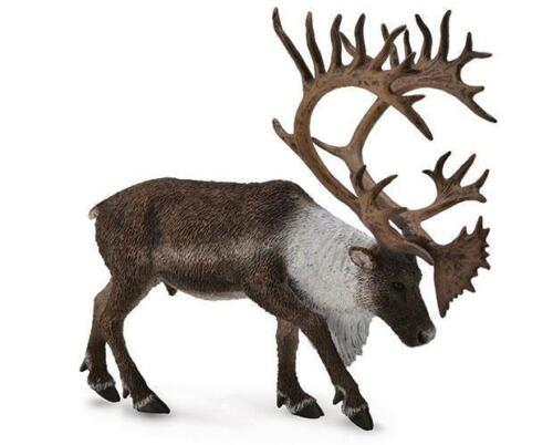 CollectA NEW * Woodland Caribou *  88709 Wildlife Model Breyer Toy Figurine
