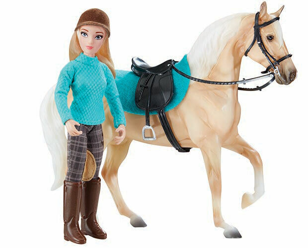 Breyer Classics Collection #62022 English Rider Heather - New Factory Sealed