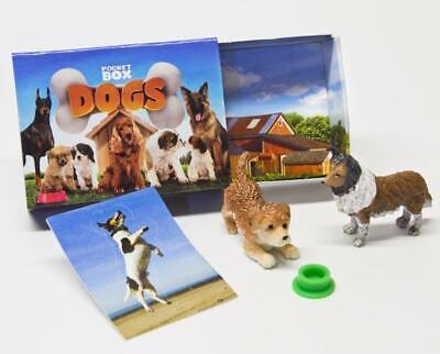Breyer Horses Pocket Box Dog Surprise #1583 - Mini, Miniature, Blind Bag, Foil
