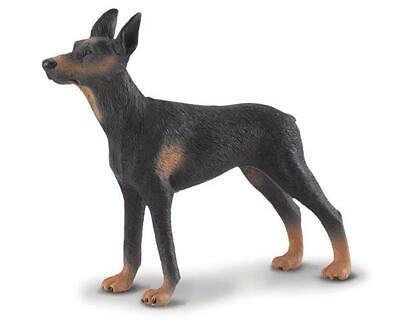 Breyer Corral Pals Doberman Pinscher Dog Figurine #88086